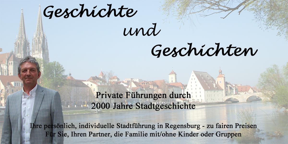Private,  individuelle und persönliche Stadtführung Regensburg